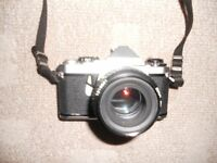 Petax ME Super 35mm SLR camera