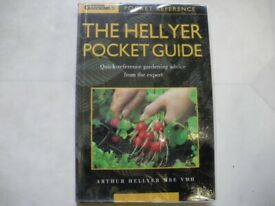 The Hellyer Gardening Pocket Guide Book