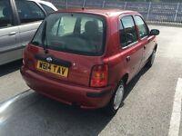 Nissan micra 5door very cheap £435ono