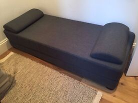 Sofabed- from John Lewis. Three years old. Well cared for, good as new.