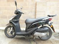 honda vision 50cc moped scooter, new mot, low miles, super condition and rides without fault.