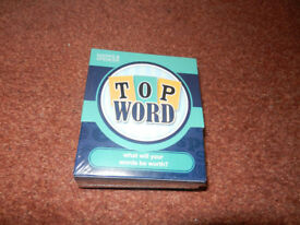 New M&S Top Word Card Game