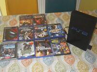 PS2 plus 20 games