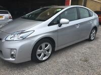 Pco clean cars to rent or hire Toyota Prius