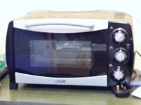 Logik Electric Mini Oven cooker Used a couple of times. 18 ltrs capacity. Caravan, Flat etc
