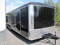 2015 United 8.5x28 Enclosed Car Hauler