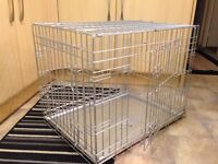 Med/Large Dog Cage/Crate