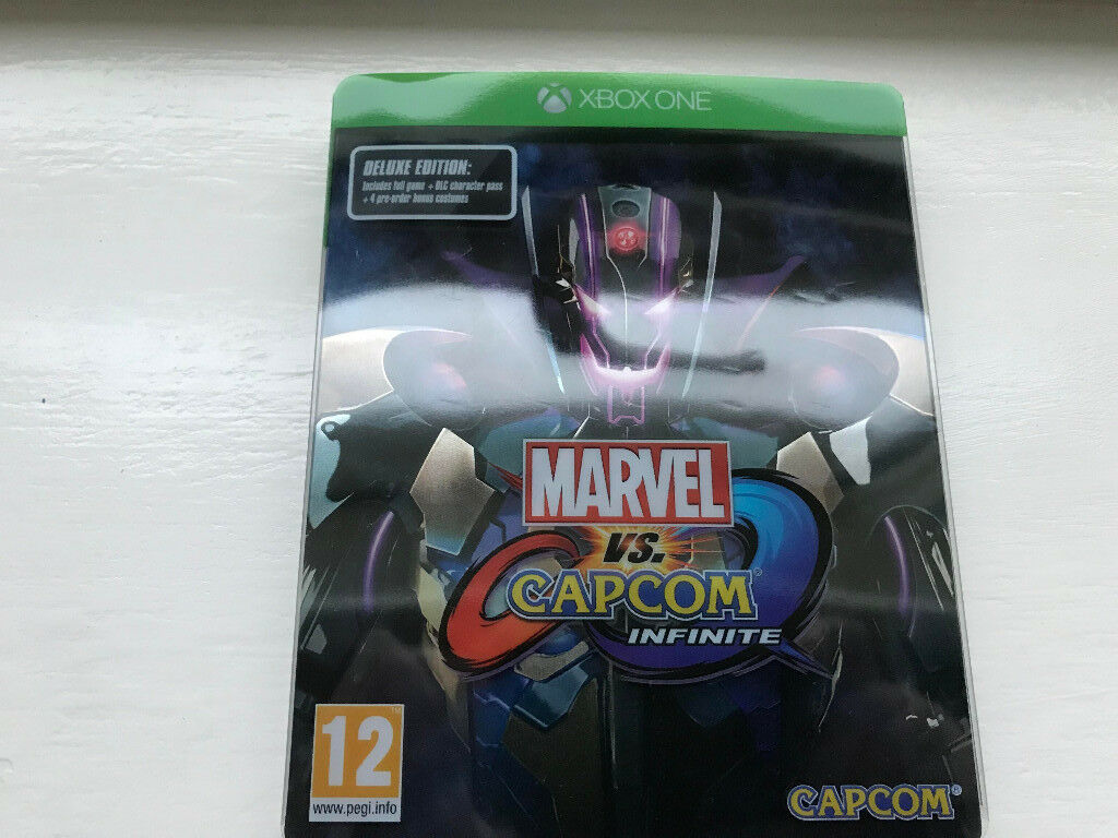 Xbox One Marvel vs Capcom Infinite Deluxe Edition