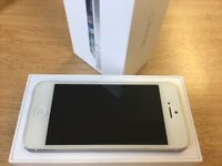 Apple iPhone 5, White 16 GB, New Screen, Charger, Box & Instructions