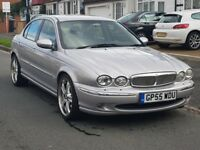 JAGUAR X-TYPE 2L DIESEL,EXCELLENT RUNNER ,VERY GOOD CONDITION 1 YEAR MOT, LOOKS AND DRIVES LIKE NEW!
