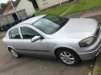 Vauxhall Astra 1.4 Petrol / No MOT - Spares / Repairs