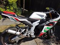 Reiju Rs3 Lc pro Limited Edition 50cc (65 plate)