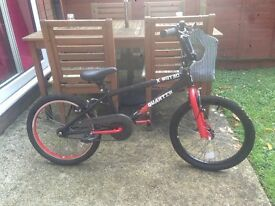 Boys bike for sale excellent condition