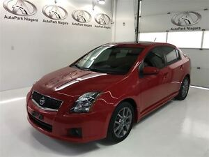 2012 Nissan Sentra SE-R / SUNROOF/ NAVIGATION / ALLOY RIMS