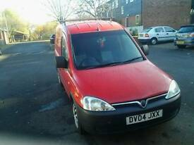 Vauxhall combo van 1.7 tdi diesel