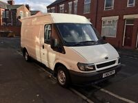 ford transit 2.0 tdci100 bhp new mot 12 moths
