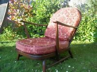 Lovely original Ercol chair in good condition