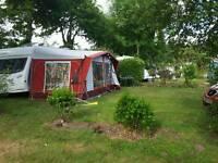Caravan Awning Dorema Madison size 10
