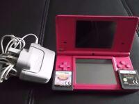 nintendo pink Ds