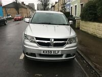 Dodge Journey 2.0 CRD SXT 5dr 2009 Automatic 2 keys