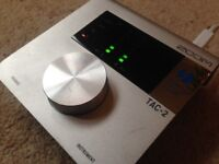 Zoom TAC-2 Thunderbolt Audio Interface, very fast and excellent sound