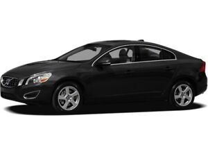 2012 Volvo S60 T5 Level 2 LEATHER/NAV/SUNROOF/CLEAN