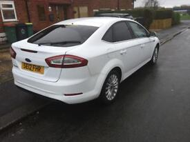 Ford Mondeo Zetec Buisness edition