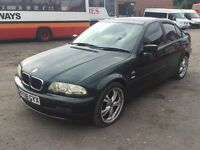 Bmw 318i spares and repairs