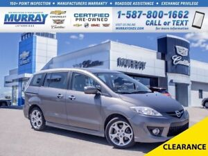 2010 Mazda Mazda5 GS**Leather!  Heated Seats!**