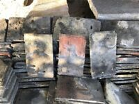 approx 5000 Reclaimed hand made original clay roof tiles