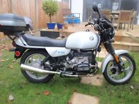 1987 BMW R65 MOTORCYCLE SUPER CONDITION