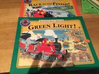 Little Red Train Books