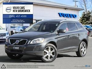 2013 Volvo XC60 T6 PREMIER! REDUCED! LEATHER! SUNROOF!