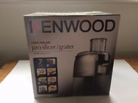 Kenwood Pro Slicer/Grater for Chef/Major, AT340, brand new, never used