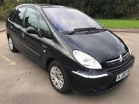 Superb Family Carrier 2006 56 Picasso Desire 1-6 May 2018 MOT great History