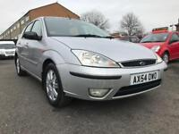 2005 FORD FOCUS 1.6 GHIA ** ONLY 89000 MILES + 12 MONTHS MOT **