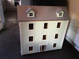 Wooden dolls house project