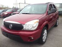 2006 Buick Rendezvous CX/134KM/LOADED/LIKE NEW