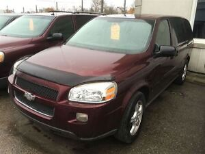 2008 Chevrolet Uplander LS CALL 519 485 6050 CERT AND E TESTED London Ontario image 1