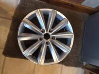 Vw passat SAO PAULO 17 inch alloy wheel