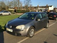 VOLKSWAGEN GOLF HATCHBACK - 1.6 S FSI 5dr [AC] This vehicle is ULEZ compliant