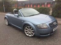 *** AUDI TT 1.8 TURBO QUATTRO 225*** 1 OWNER FROM NEW, FULL HISTORY*** £3975!