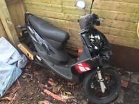 125cc Scooter (Spares & Repairs)
