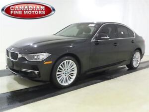 2013 BMW 335i CLEAN CARPROOF-LUXURY PKG ROOF