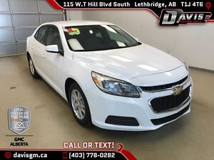 Used 2014 Chevrolet Malibu Sedan-Bluetooth, Remote Keyless Entry