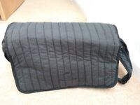 Caboodle changing bag black-used