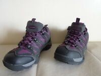 Mountainlife Kids Walking Hiking Shoes UK Size -1
