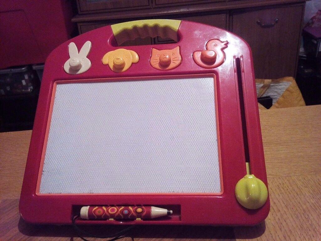 Sketch board for kids for sale