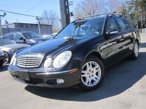 2004 Mercedes-Benz E-Class E320 WAGON 4MATIC AWD / SUNROOF / 184