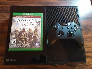 Xbox One with controller & game for sale or trade